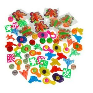 64 Piece Pinata Toy Assortment