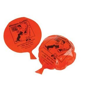 Plastic Whoopee Cushion (2 Pieces)