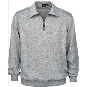 Men's ¼-Zip Pullover Sweater