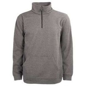Men's ¼ Zip Pullover Sweater