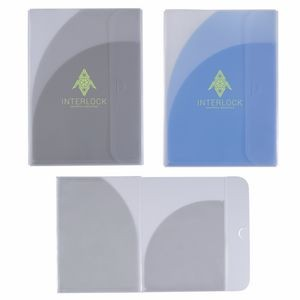 Good Value® Two-Pocket Folder w/Tuck Closure