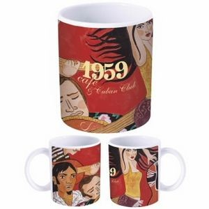 11 Oz. GoodValue® Dye Sublimation Mug