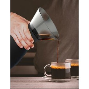 Asobu® Pourover Coffee Maker Carafe w/Handle