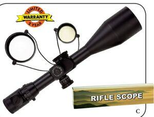 OpSwiss 10-40x63 Side Focus Riflescope