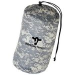 Custom Digital Camo Sleeping Bag