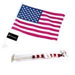 Custom American Car Flag