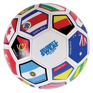 Regulation Size Flag Soccer Ball