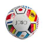 Custom Regulation Size Flag Soccer Ball