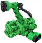 Custom 25 Foot Scrunchie Hose W/ Sprayer