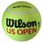 Custom Blank Mini Tennis Ball