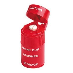 Ultra-Fine Cut n' Crush Pill Cutter