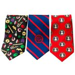 Custom Custom Polyester Necktie (50 minimum)