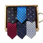 Custom Custom Silk Woven Necktie (50 minimum)