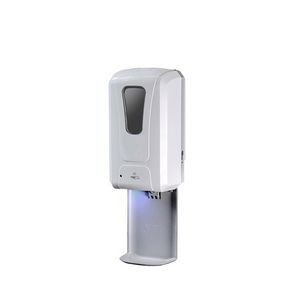 40oz Wall Mount Sanitizer Dispenser-Blank (no cancellations)
