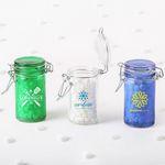 Custom Round Glass Candy Jar