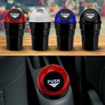 Custom Cup Holder Garbage Can