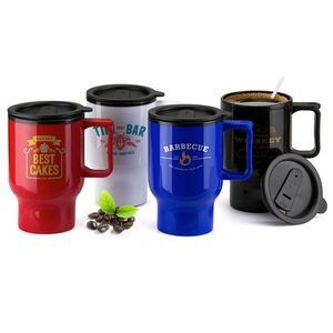 12 Oz. Double Wall Travel Mug