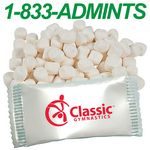 Custom Custom Printed Wrapped Candy - Pastel Butter Mints
