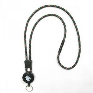 Retract A Cat Lanyard W/ Retractable Reel