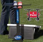 Custom The Official Baggo Bean Bag Toss Caddy/ Drink & Bag Holder Accessory