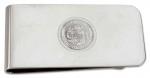 Custom Silver Money Clip