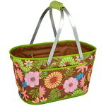 Custom Collapsible Market Basket