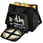 Custom City Picnic Cooler Equipped for Two