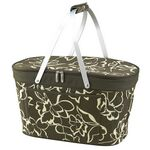 Collapsible Insulated Frame Basket
