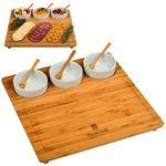 Custom Three Bowl Entertaining Set