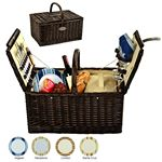 Custom Surrey Picnic basket for Two