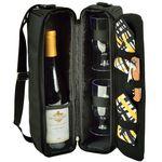 Custom Paris Sunset Wine Cooler