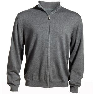 Edwards Unisex Full Zip Sweater