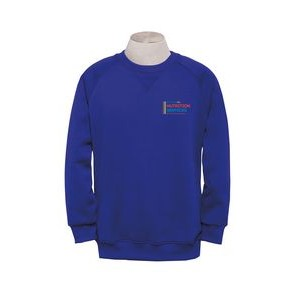 Men's or Ladies' Fleece Sweat Shirt - 7003