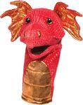 Custom Earl Dragon Hand Puppet