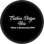 Custom Round Mat (14