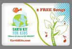 Custom 2 Song Eco Friendly Music Card