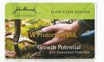 Custom Plant-A-Tree Card - 5 Tree
