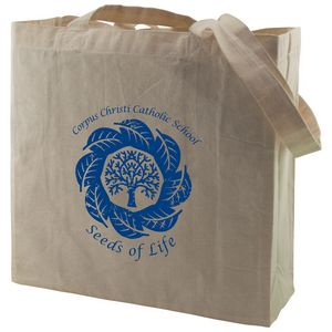 6 Oz. Biodegradable Cotton Tote Bag