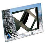 Custom Acrylic Easel Frame
