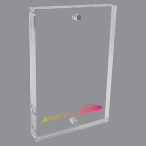 Ultra Vivid Color Picture Frames (6 Square Inches)