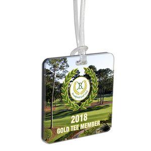 Custom Acrylic Bag Tag (9 Square Inch)