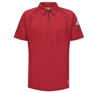 Bulwark® IQ Series® Men's Short Sleeve Polo Shirt