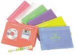 Custom Expanding File W/ CD & Disk Pocket