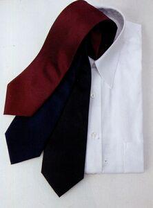 Mens Solid Tie