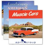 Custom Patriotic, Landscape and Muscle Car 13 Month Wall Calendar