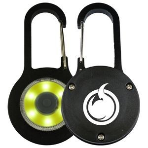 Carabiner w/ COB Safety Light