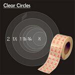 Custom Clear Decal (3/4