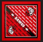 Custom Bandanna with sublimated custom logo