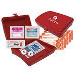 Custom Tradeshow Wellness Kit