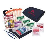 Custom Hard Plastic First Aid Kit